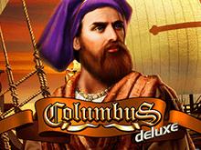 Игровой автомат Columbus Deluxe на деньги