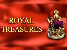 Автомат Royal Treasures на деньги